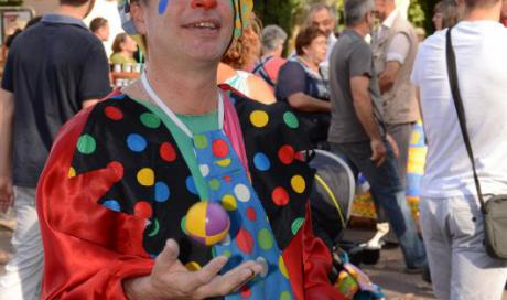 animation clown Marseille